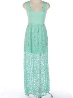 Mint to Be Maxi - $39.99 : FashionCupcake, Designer Clothing, Accessories, and Gifts