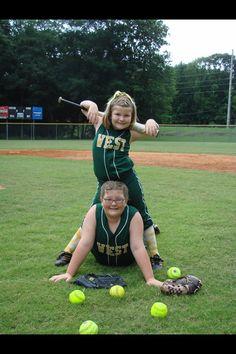 Sister softball