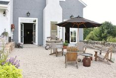 36 Best Crushed Stone Patios Images In 2013 Landscaping