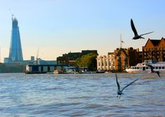 Enjoy a pint from the deck overlooking the Thames: http://www.timeout.com/london/bars-pubs/mayflower