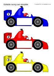Race Car Centerpieces Race Car Racing Themed Star Your Engines