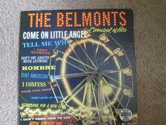 1961 Vtg Rock Roll 33rpm LP The Belmonts Carnival of Hits | eBay