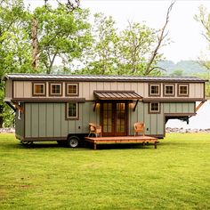 Beautiful Tiny House Perfect For Your Family , Tiny House Layout, Small Tiny House, Best Tiny House, Modern Tiny House, Tiny House Living, Small House Design, Tiny House Family, Off Grid Tiny House, Tiny House Village