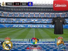 Liga Santander 2016/17 20º Fecha: Real Madrid 3-0 Real Sociedad