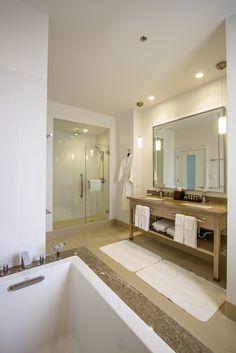 Pacific Suite Bathroom