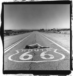 themindgame:    Route 66 by Silke Seybold