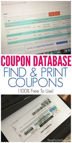 Find grocery coupons you can print from home Learn how to coupon coupons to save money find coupons Ways To Earn Money, Earn Money From Home, Earn Money Online, Money Saving Tips, Way To Make Money, Money Savers, Money Fast, Money Tips, Money Hacks