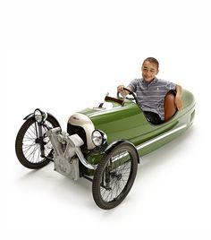 Morgan 3 Wheeler & Super 7 Pedal Cars