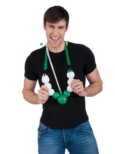 St. Patrick's Drinking Beads | Halloween Costumes