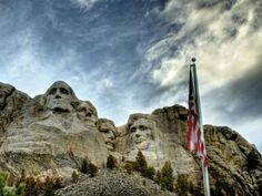 Mount Rushmore,  Washington