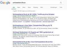 Schlüsseldienst Abzocke in Bruck - Dietrich & Co Aufsperrdienst You're Welcome