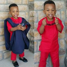This Family Fashion Looks Will Make You Swoon - Wedding Digest Naija Baby African Clothes, African Dresses For Kids, African Children, Latest African Fashion Dresses, African Print Fashion, Couples African Outfits, African Attire, Mom And Son Outfits, Kids Outfits