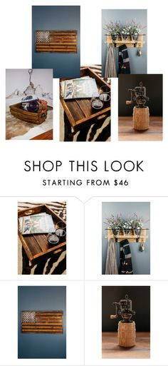 Reclaimed by bourbonandboots on Polyvore featuring interior, interiors, interior design, home, home decor and interior decorating