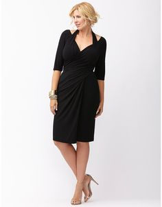 Sexy plus size designer special occasion dress