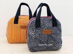 Russel Lunch Bag PDF Pattern