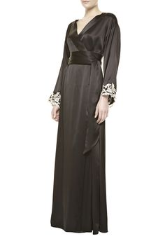 LA PERLA   Maison Robe #laperlalingerie #lingerie