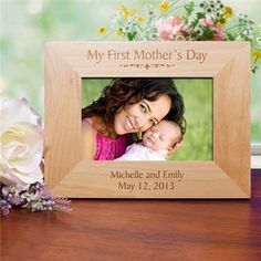 1st mothers day gifts sweet first mothers day picture frame is a great way to