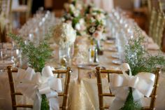 Fall wedding - Creams, Blush, Greens, and Gold. JDetailed Events I Chicago Event & Wedding Planner. Photo by Artisan Events.