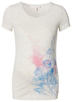 Дамска тениска за бременни ESPRIT MATERNITY - сив меланж