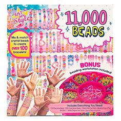 Just My Style 11000 Beads by Horizon Group USA * Be sure to check out this awesome product. Note:It is Affiliate Link to Amazon.