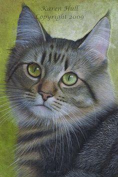 Портрет Табби