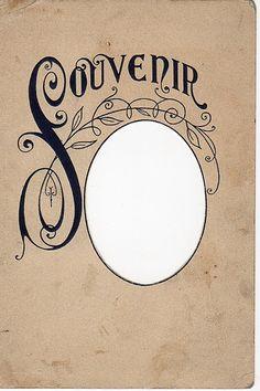 Souvenir~Vintage by gossamercreations, via Flickr