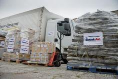 VIDEO: SR posiela humanitárnu pomoc do Aleppa - Slovensko - TERAZ.sk