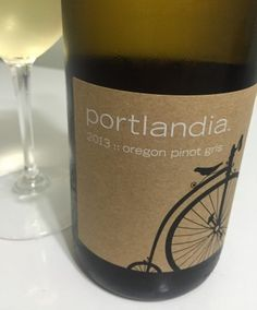 Portlandia is a producer of fine Oregon wines from the Willamette Valley. The award winning 2013 Pinot Gris is delicious, and at a great price point. Drink local!