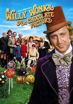 Take an unforgettable, uniquely magical, musical journey through the deliciously delightful, whimsically wonderful world of Willy Wonka And The Chocolate Factory.