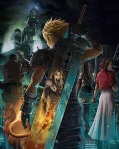 Tifa Final Fantasy, Final Fantasy Cloud, Final Fantasy Artwork, Final Fantasy Characters, Final Fantasy Vii Remake, Video Game Characters, Fantasy Series, Final Fantasy Xv Wallpapers, Final Fantasy Collection