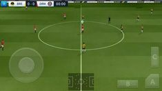 kick off on Dream League Soccer 2020 Soccer Season, Free Kick, Best Player, Good Grips, Dream Team, Android, Games, Projects, Plays