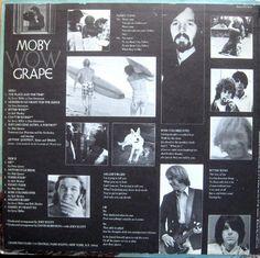 Moby Grape - Wow (Vinyl, LP, Album) at Discogs