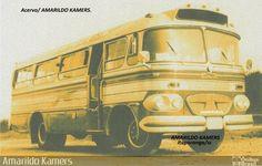 Ônibus da empresa Expresso de Prata, carro 59, carroceria CAIO Bossa Nova, chassi Mercedes-Benz L-312. Foto na cidade de Bauru-SP por Amarildo Kamers, publicada em 19/08/2016 15:40:26.