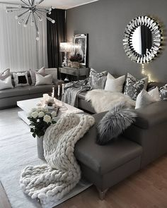 Cosy Living Room Decor Ideas | POPSUGAR Home UK