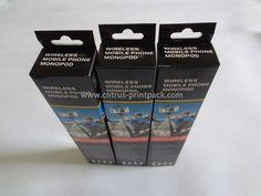 Mobile Selfie Monopod Box Package