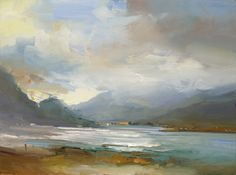 David Atkins, Mist and Rain, Ullswater