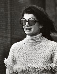 752c38b0da Jackie Kennedy Onassis- crfashionbook Jackie O Sunglasses