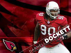 #1 DT #1020042013  Darnell Dockett DT 88