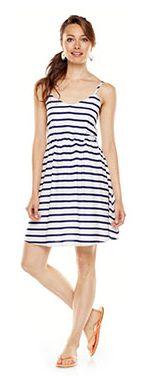 Summer style #Dress #Stripes