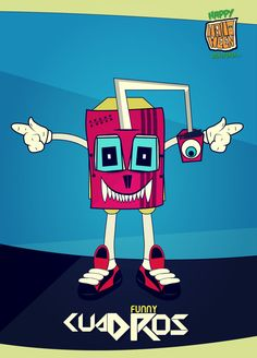 Funny Cuadros on Behance