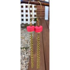 Mimosa Earrings by Sasa Designs by The Deaf from Kenya