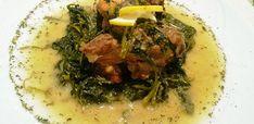 Η συνταγή της ημέρας: Χοιρινό στη κατσαρόλα με κρητικό σταμναγκάθι