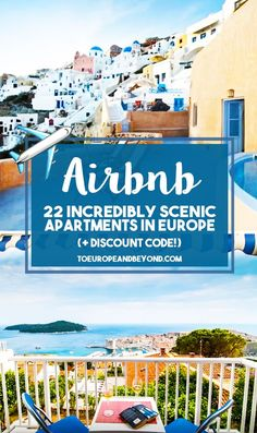 Checking In: 22 Jaw-Dropping & Iconic Airbnbs In Europe A list of the best in English castles, views of the Cinque Terre villages, Irish churches, Alpine cabins… it's all in there! Backpacking Europe, Europe Travel Tips, Travel Abroad, Travel Guides, Places To Travel, Travel Destinations, Places To Visit, Travel Deals, Budget Travel
