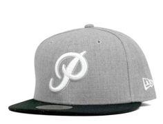 PRIMITIVE x NEW ERA 「Classic P」59Fifty Fitted Baseball Cap
