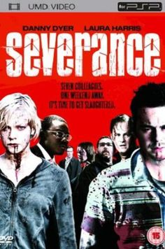 Severance [UMD Mini for PSP] This was a really good comedy horror 4****