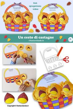 Diy Crafts For Kids, Arts And Crafts, Halloween, Worksheets For Kids, Montessori, Projects To Try, Teaching, Fall, Happy