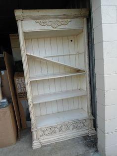 Antique Bookshelves!