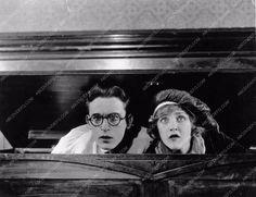 photo Harold Lloyd Mildred Davis silent comedy Haunted Spooks 2764-12