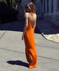 maja-orange-dress