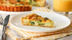 This Broccoli and Cheddar Quiche recipe is just the best. Making the pastry dough from scratch puts this over the top. Classic flavor and texture. So yummy.